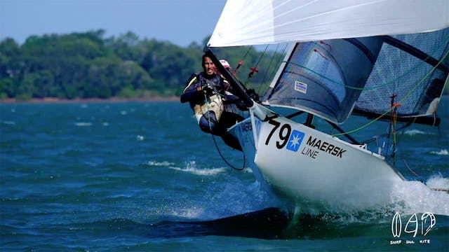 2018 12 Foot Skiff Australian Nationals