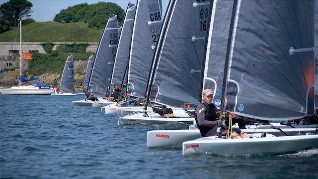 Harken D-Zero UK National Championshi...