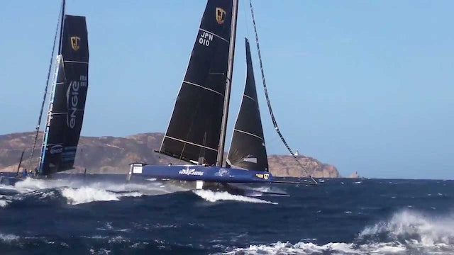 GC32 Racing Tour - Orezza Corsica Cup - Day One