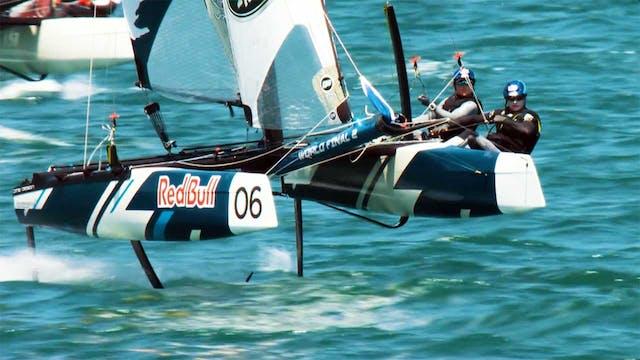 2018 Extreme Sailing Series - Act 1 -...