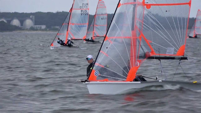 Kiel Week 2018 -  Sailing Highlights - Day 4