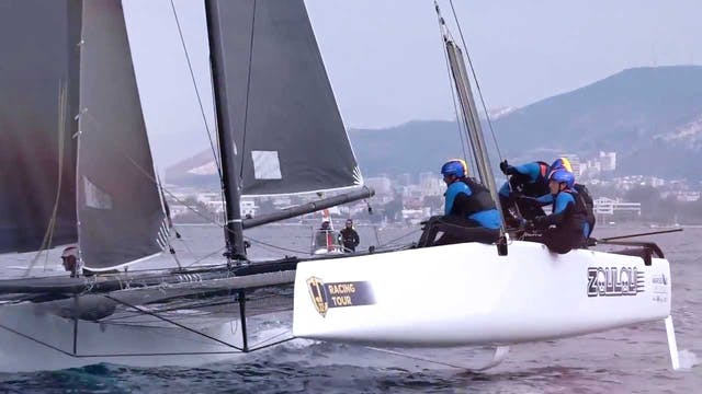 GC32 Marseille One Design 2017 - Day ...