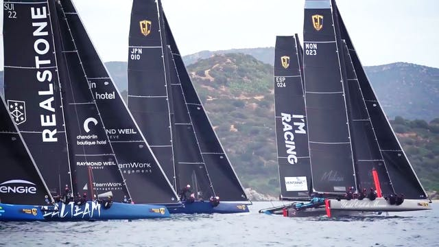 GC32 Villasimius Cup - Day 3