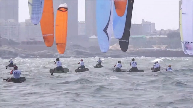 2019 Kitefoil World Series Pingtan - Day Two