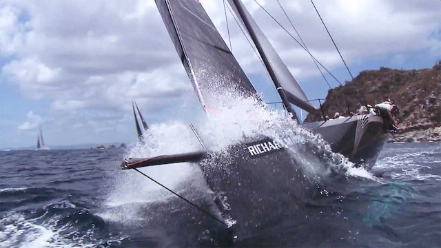 Les Voiles de St Barth - We're ready to launch!