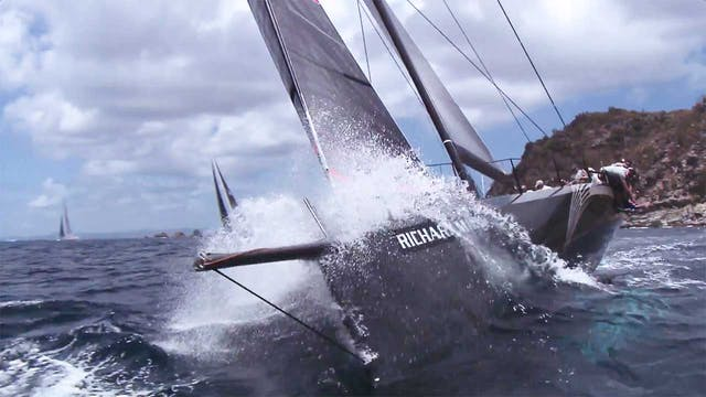 Les Voiles de St Barth - We're ready ...