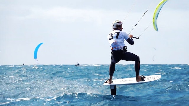 2020 KiteFoil Gran Canaria European Champs - Day One