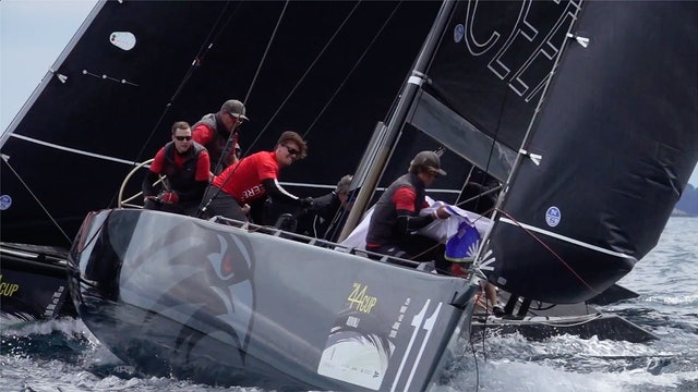 44Cup Rovinj 2019 - Day One