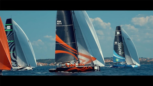 52 SUPER SERIES Zadar Royal Cup 2018 - Day One
