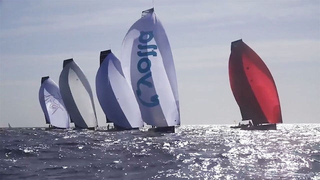 RC44 Calero Marinas Cup 2017 - Day Three