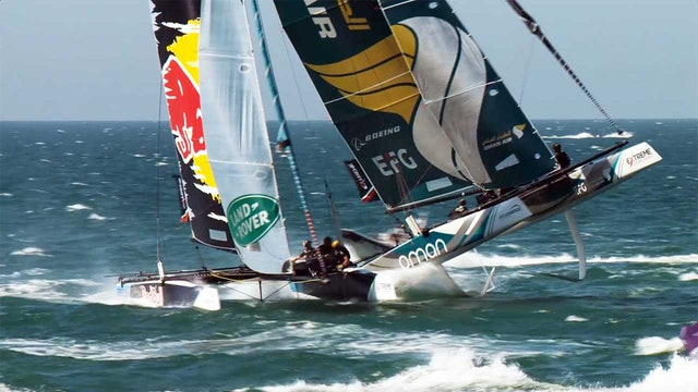 2018 Extreme Sailing Series - Act 1 - Muscat - Highlights