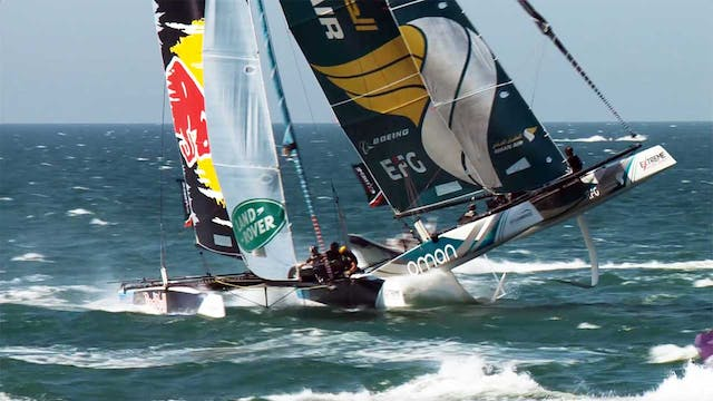 2018 Extreme Sailing Series - Act 1 -...