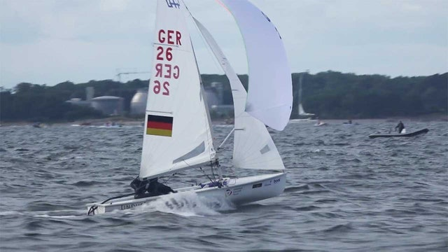 Kiel Week 2018 -  Sailing Highlights - Day 6 - 470