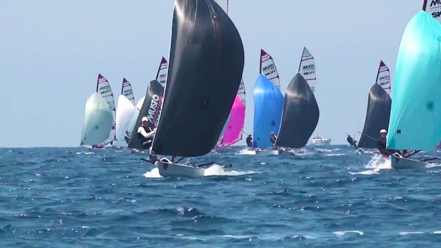 ACO Musto Skiff World Championships - Day 4