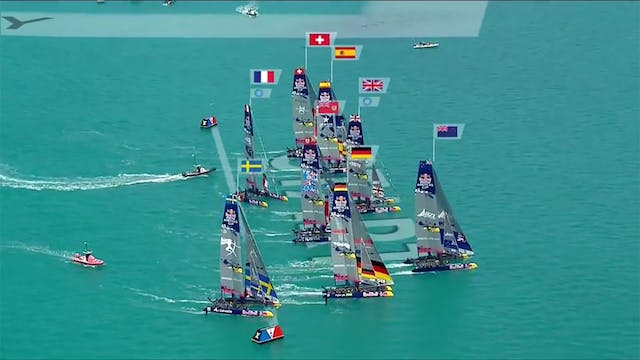 Red Bull Youth America's Cup - The Final