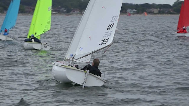 Kiel Week 2018 -  Sailing Highlights - Day 6 - Parasailing