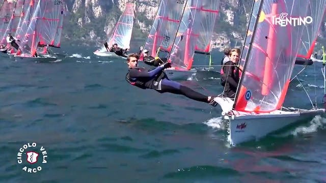 29er Easter Regatta 2017 - Circolo Ve...