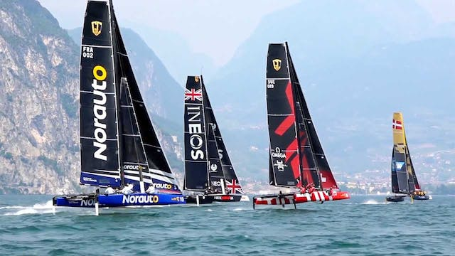 INEOS Team UK - GC32 World Championsh...
