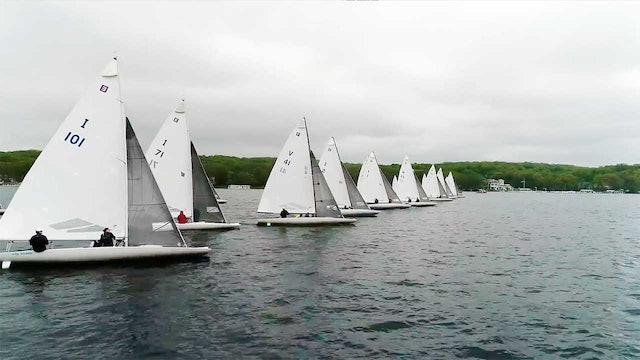 2018 Lake Geneva Spring E Scow Regatta