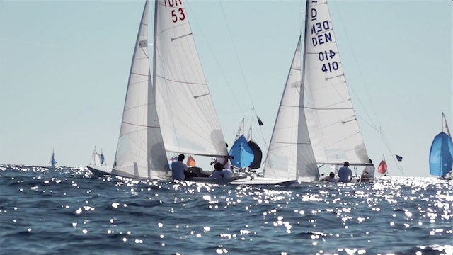 Dragon 90th Anniversary Regatta - Day Two