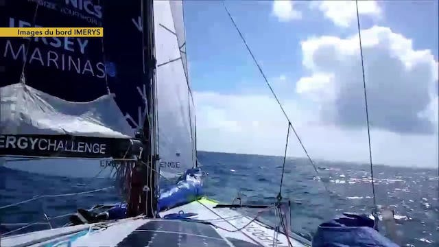 Normandy Channel Race 2017 - 17 May