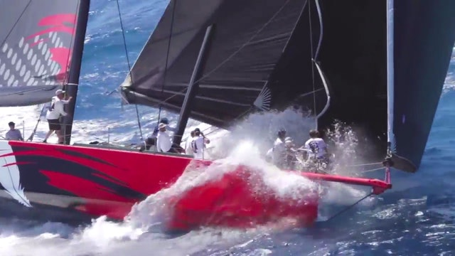 2016 RORC Caribbean 600 - Start Highlights
