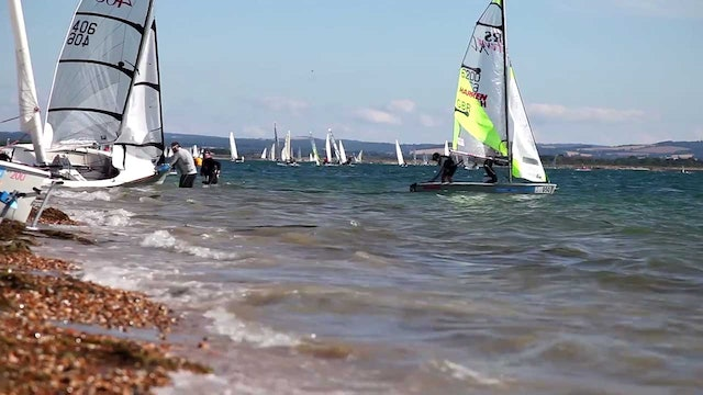 2016 Chichester Harbour Race Week - Day 1