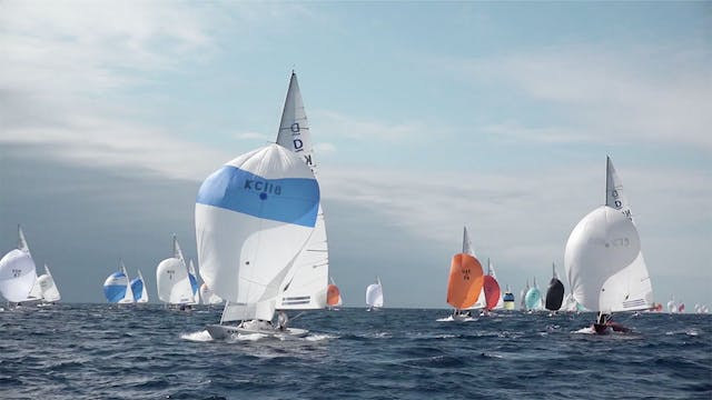 Dragon 90th Anniversary Regatta - Day...
