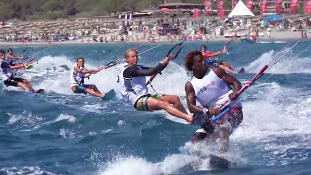 2017 IKA Twin Tip Racing Europeans - ...