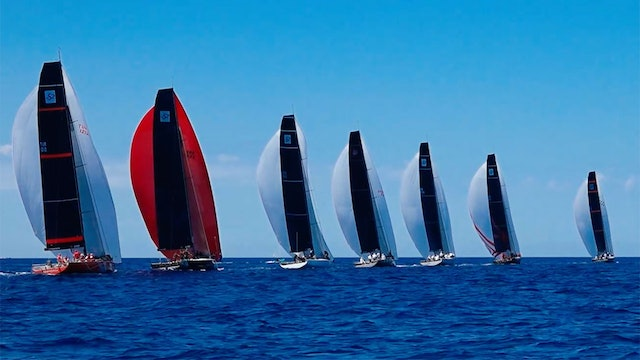 Menorca 52 SUPER SERIES Sailing Week 2019 - Day One