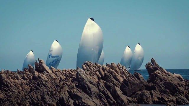 Porto Cervo 52 SUPER SERIES Sailing W...