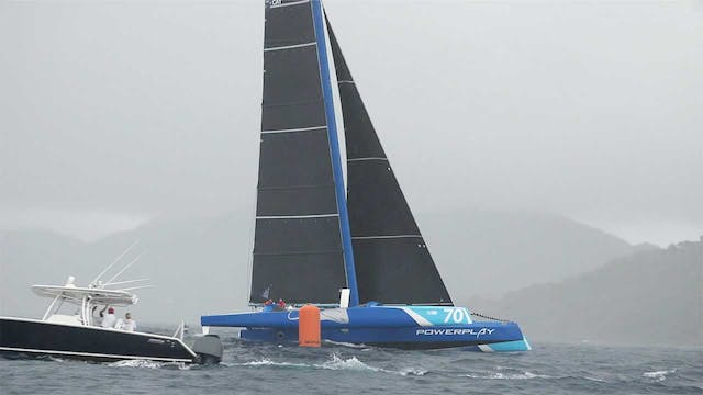 2020 RORC Caribbean 600 - Early Finshers