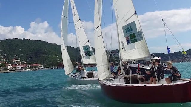 2016 St Thomas WIM Series - Day 1