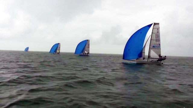 2016 International 14  Prince of Wales Cup - Day 2
