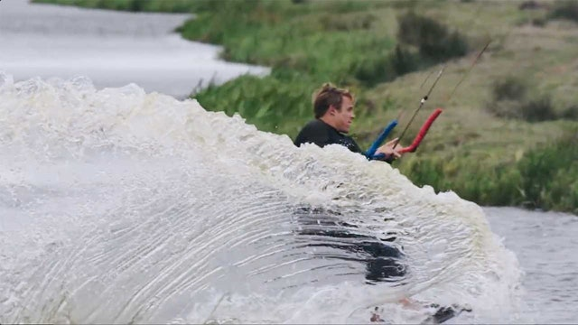 KEVLOG - Surf and Turf
