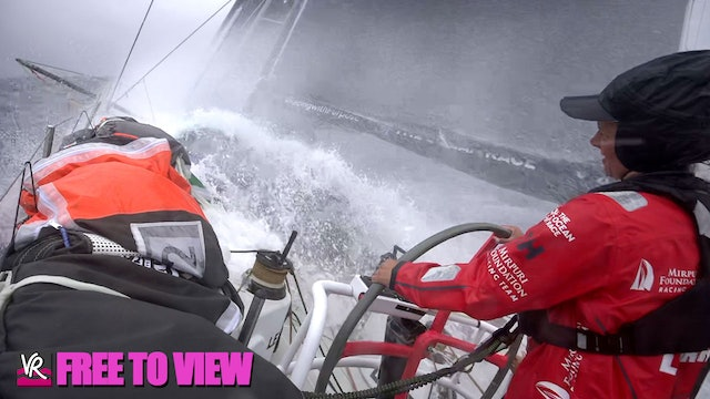 F2V - The Ocean Race Europe 2021 - Day Four