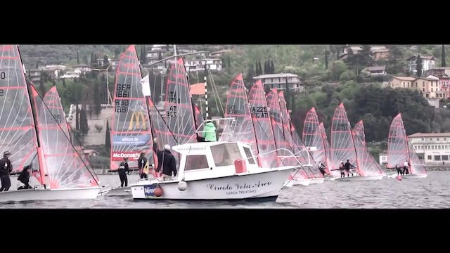 Easter Regatta 2014 - 29er Circolo Ve...
