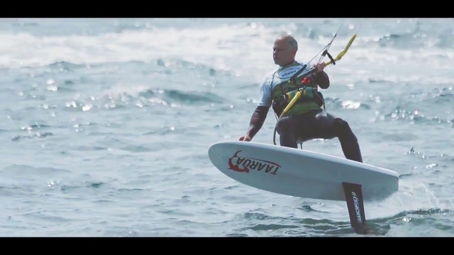 British Hydrofoil Kitesurf Nationals Championships - Edge Race Cup 2017