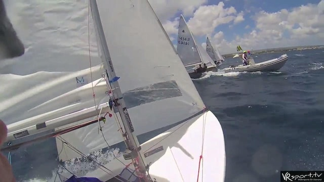GP14 World Champs 2016 - Race 2 and 3