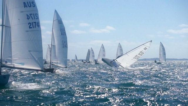 2018 iSail Whitsundays Contender World Champs - Day Two