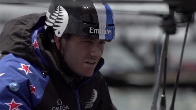 Emirates Team New Zealand - Blair Tuke