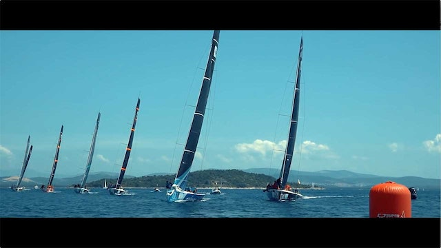 Sibenik 52 SUPER SERIES Sailing Week 2018 - Day Two