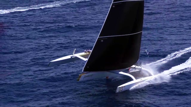2017 RORC Caribbean 600 - First Finis...