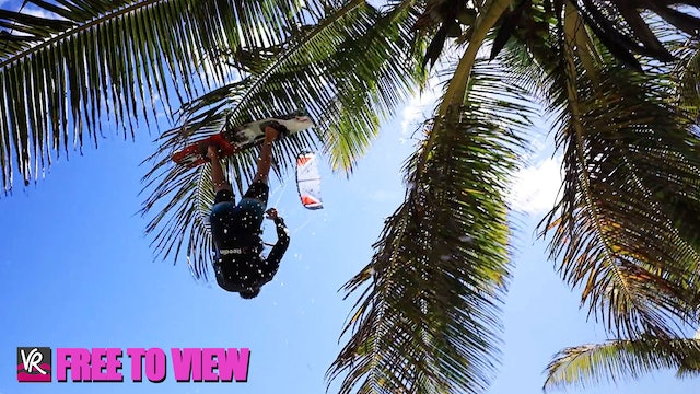 F2V - KEVVLOG - On Top Of The World or Cabarete's Palmtrees