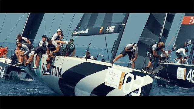 Sibenik 52 SUPER SERIES Sailing Week 2018 - Final Day