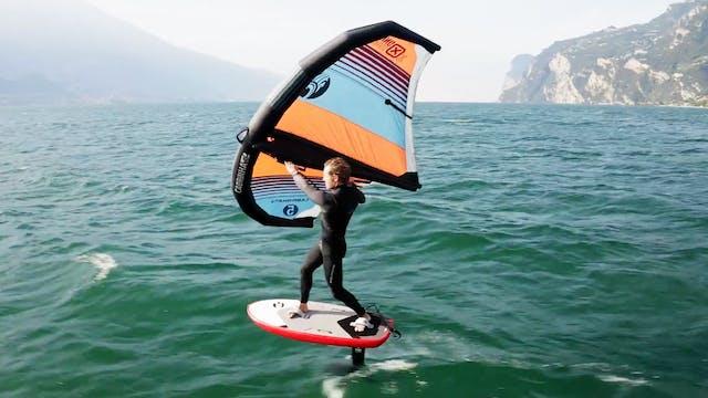 Ten Tips To Start Wingsurfing - Episo...