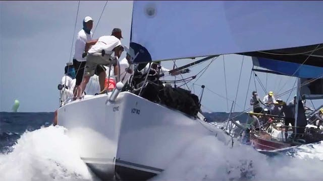Antigua Sailing Week 2017 - Epic High...