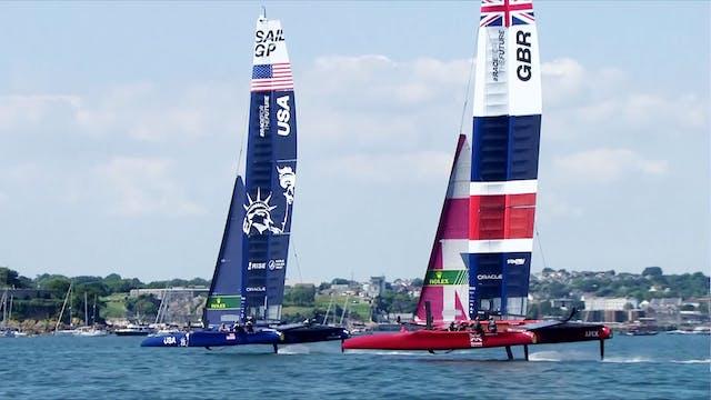SailGP - Great Britain - Day One