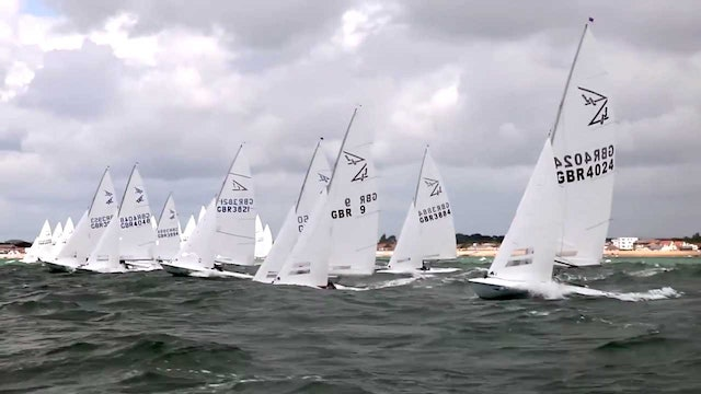 2016 UKGlobal Flying Fifteen UK Nationals - Day 3