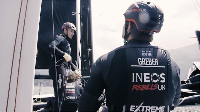 INEOS Team UK - Meet The Crew - Oli Greber